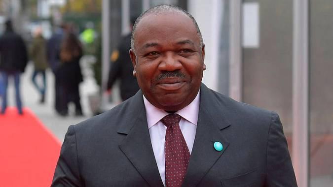 El presidente de Gabón, Ali Bongo Ondimba, en una imagen de archivo