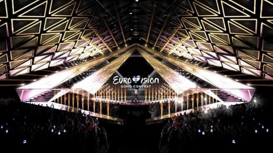 Primera imagen del escenario de Eurovisión 2019
