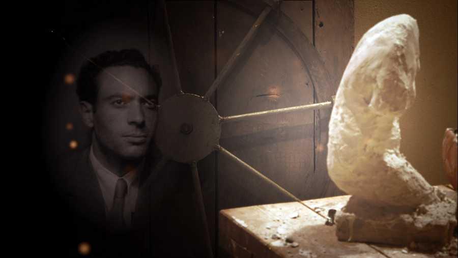 Baltasar Lobo, 'La soledad del escultor'