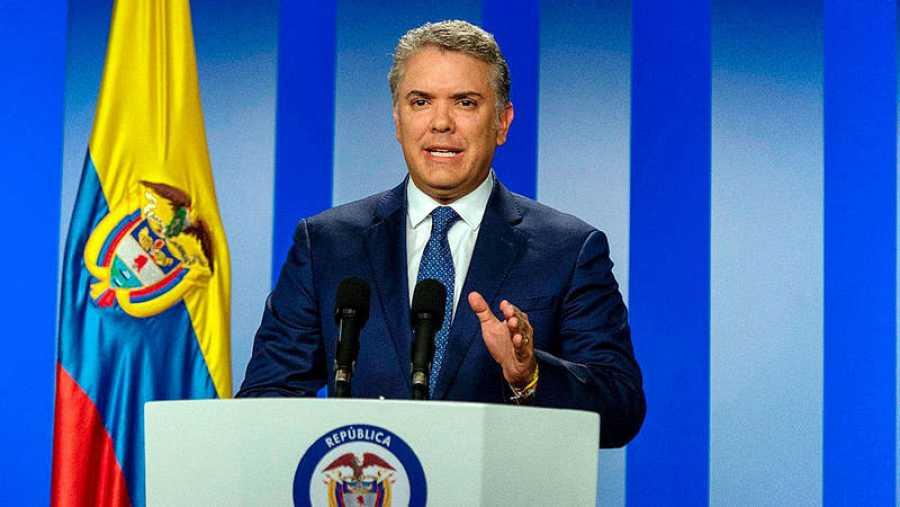 Las autoridades colombianas responsabilizan al ELN del atentado en Bogotá y detienen a un sospechoso