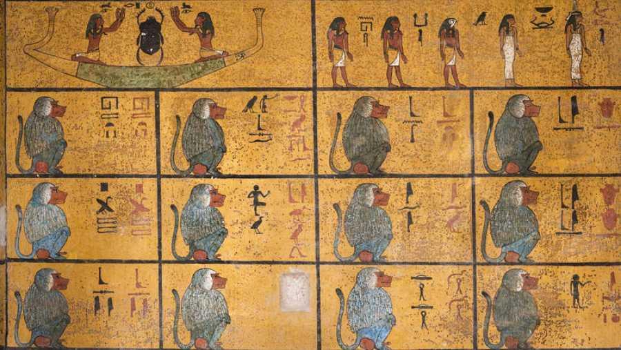 Completada la restauración de la tumba de Tutankamón tras casi una década