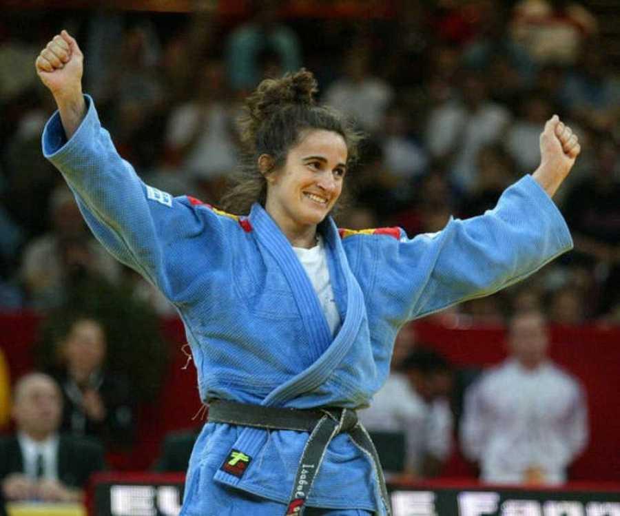 La judoka alicantina, ganadora de la triple corona, fue concejala del Ayuntamiento de su ciudad.