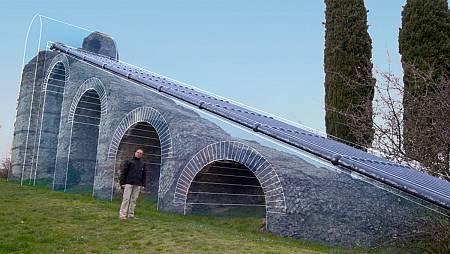 imagen del capítulo de Acueductos II de Ingenieria romana
