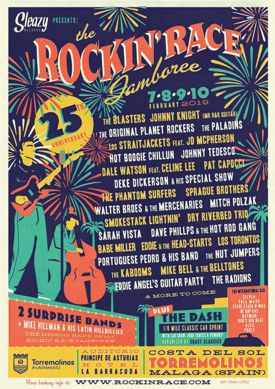 rockin race jamboree cartel 2019