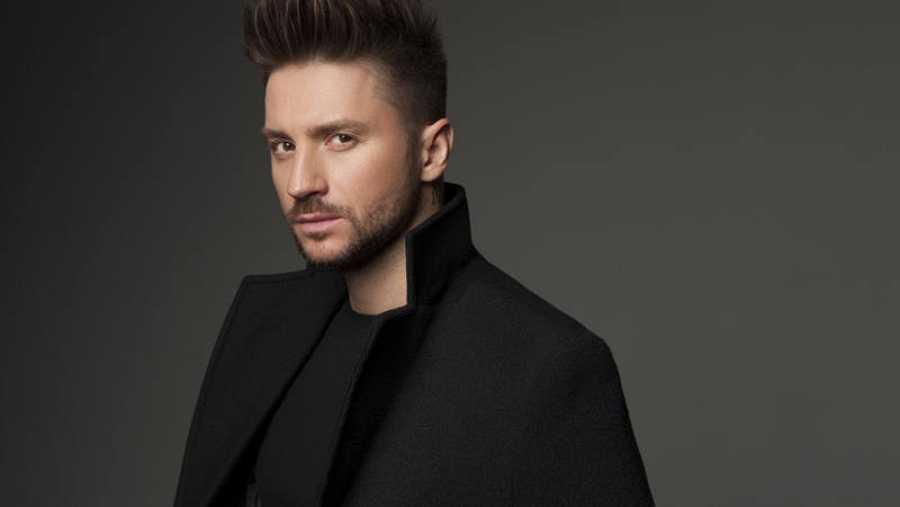 Sergey Lazarev vuelve a Eurovisión representando a Rusia