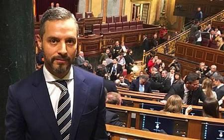 Juan Bravo Baena, nuevo consejero de Hacienda, Industria y Energía de la Junta de Andalucía.