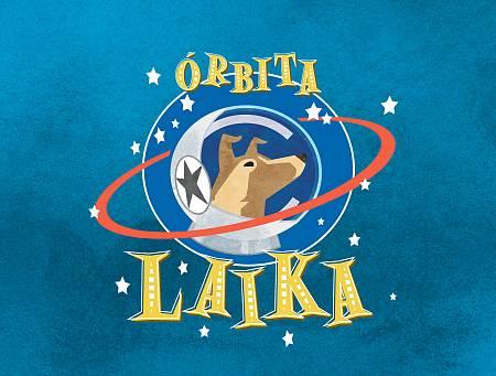 Logo Órbita Laika, edición 2019