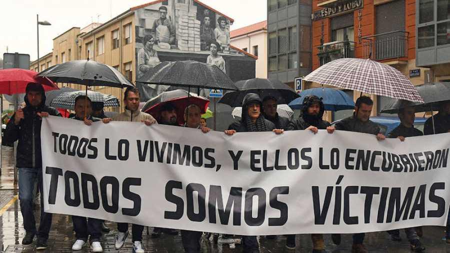 Exseminaristas de Astorga (León) exigen a la Diócesis que