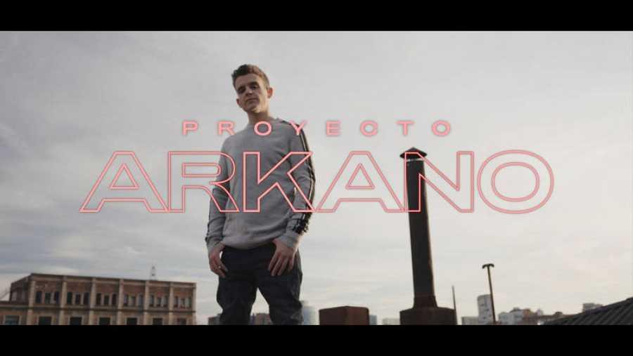 El famoso rapero Arkano conduce esta reflexión de los adolescentes