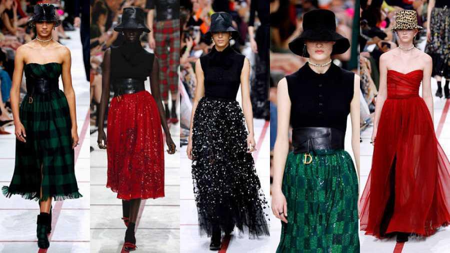 Resultado de imagen para Maria Grazia Chiuri e Dior, lanzan su nueva colección inspirada en la cultura Británica.