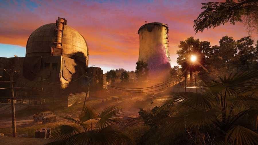 Uno de los escenarios posapocalípticos de 'Far Cry: New Dawn'