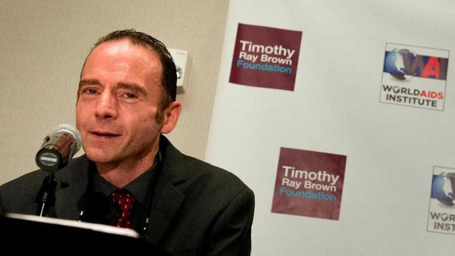 Timothy R. Brown, conocido como el