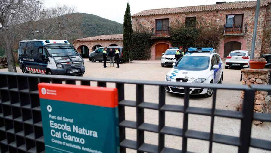 Centro de Castelldefels que ocupaban provisionalmente los menas implicados en las peleas