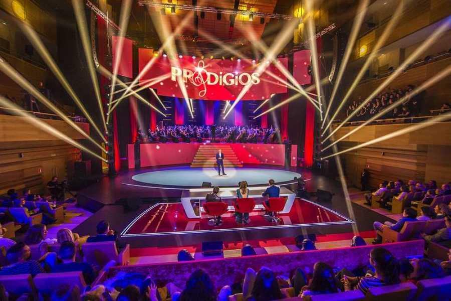 'Prodigios' el programa de talento musical infantil de TVE