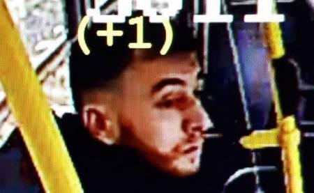 Imagen difundida por la policía local de Gokmen Tanis, hombre de 37 años y origen turco que es el principal sospechoso de matar a tres personas a tiros en un tranvía de Utrecht (Países Bajos).