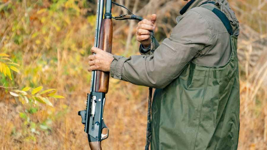 En España hay poco mas de un millón de armas registradas para la caza