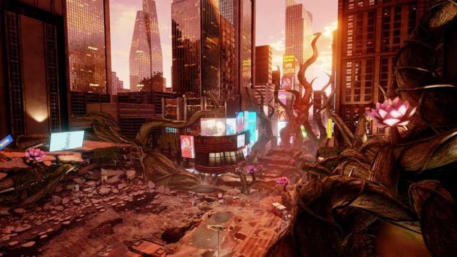 Nueva York es uno de los escenarios del videojuego 'Jump Force'.