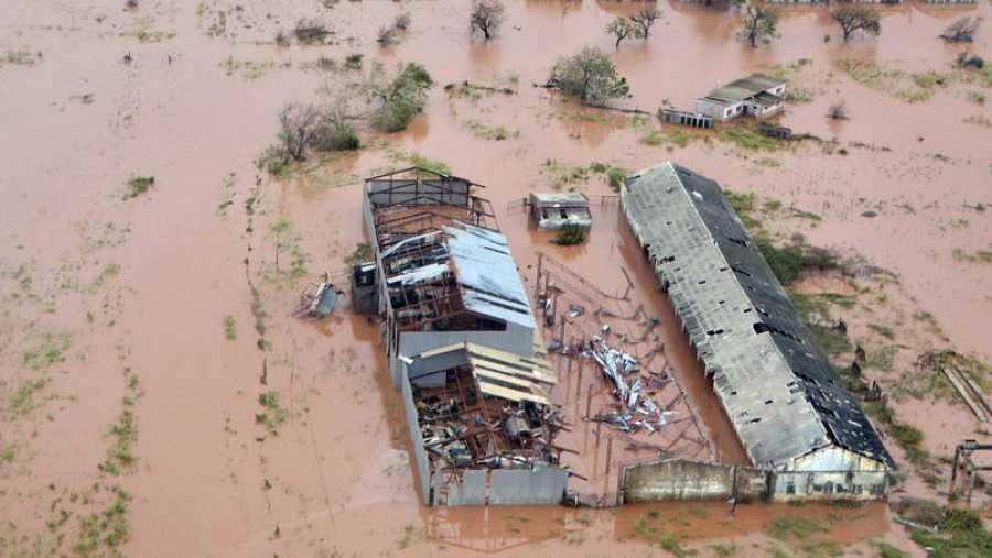 El ciclón Idai ha causado, al menos, 417 muertos