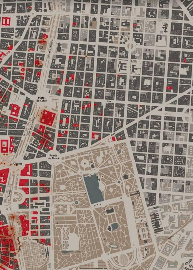 Fragmento del mapa de