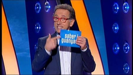 Jordi Hurtado presenta 'Saber i guanyar'