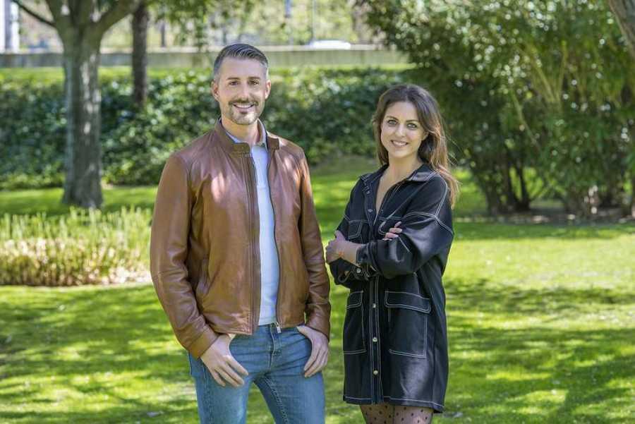 Las nuevas incorporaciones, Gorka Vallejo y Lourdes Gordillo