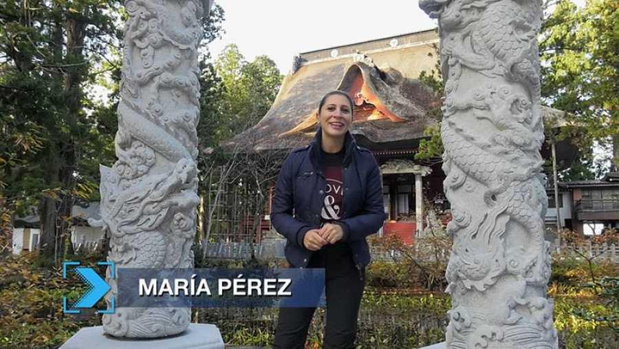 La reportera María Pérez será la encargada de llevar al espectador a este nuevo destino