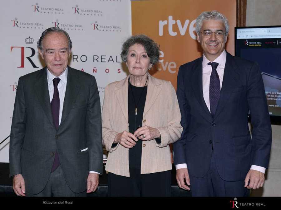 Gregorio Marañon, Rosa María Mateo e Ignacio García-Belenguer