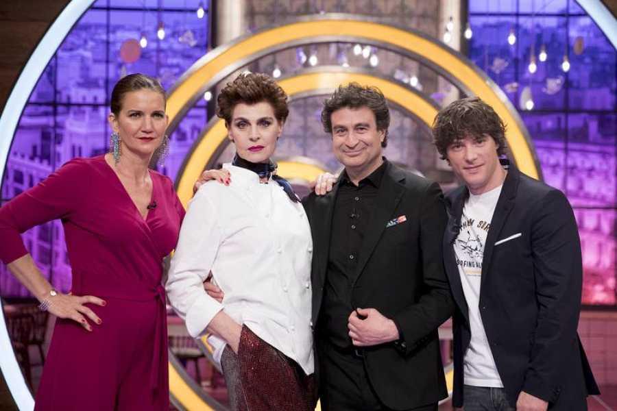 Antonia Dell'Atte supervisará la última prueba de la noche