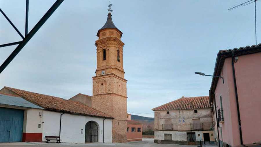Plaza del Ayuntamiento de Villadoz