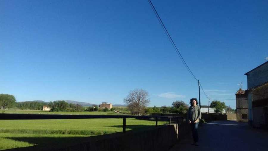 Ascensión, Choni, alcaldesa de Villadoz