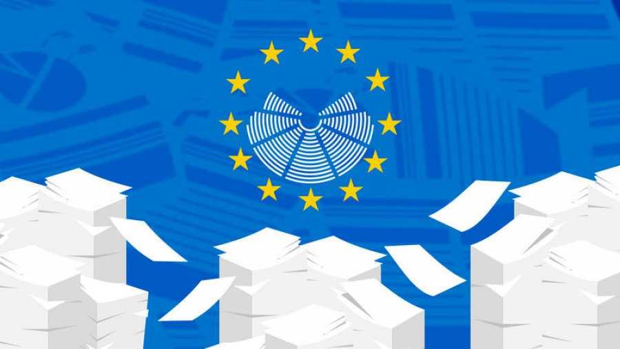 Comparador de programas de las elecciones europeas.