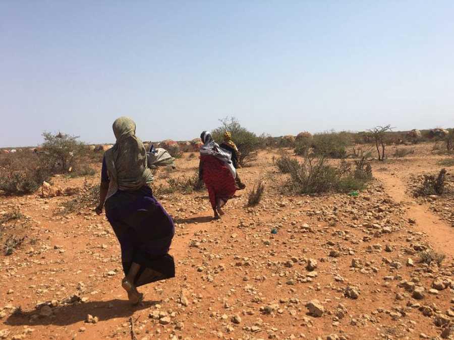 Emergencia por desnutrición en la región somalí de Etiopía
