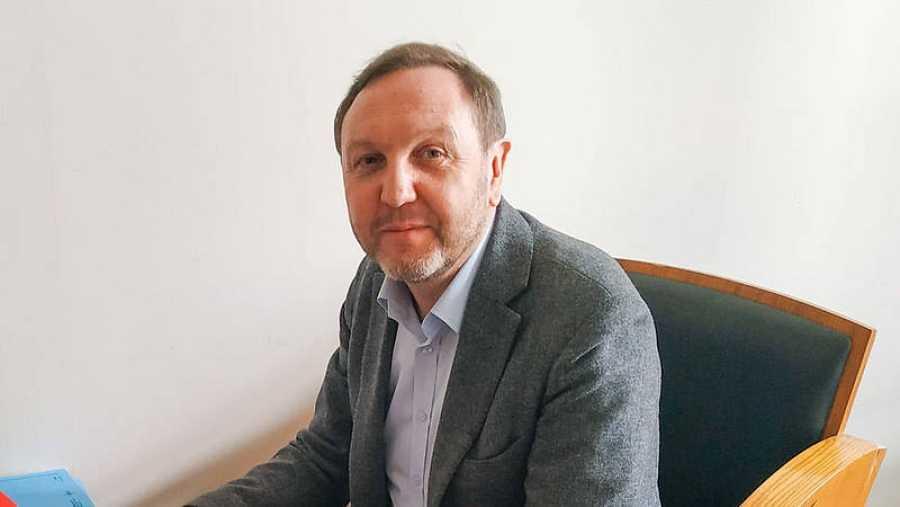 Jacek Kucharczyk, presidente del Instituto de Asuntos Públicos de Polonia, en los micrófonos de RNE.