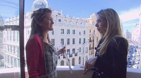 Viviendas en Casa Gallardo en la Gran Vía madrileña