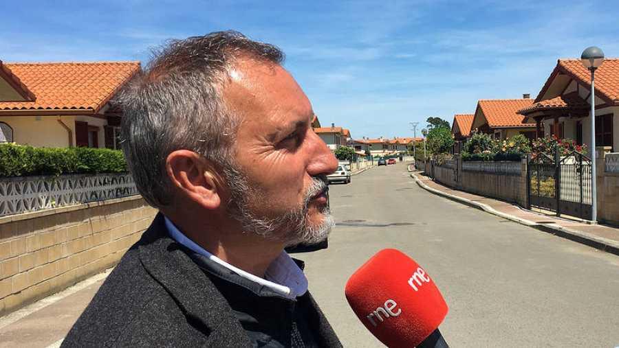 El presidente de AMA, Antonio Vilela, responde a las preguntas de RNE.