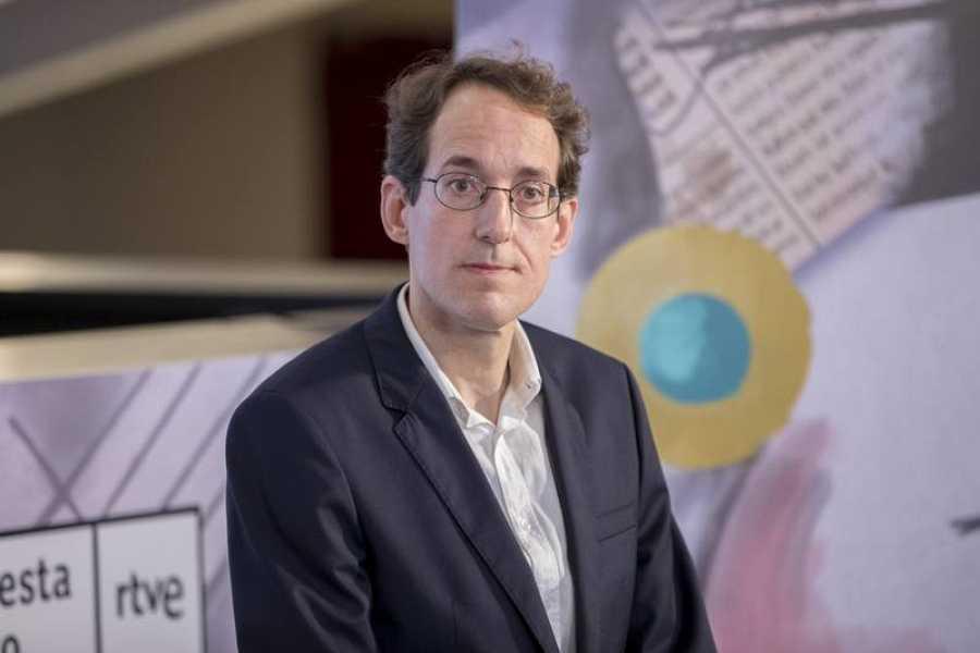 Pablo González, nuevo director de la Orquesta RTVE