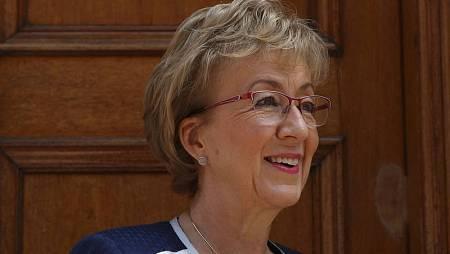 Andrea Leadsom hizo campaña por la salida del país de la UE