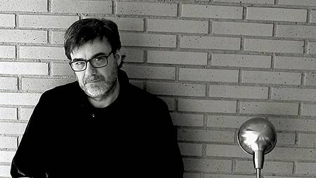 El periodista y escritor Juan Puchades,autor de 'Sabina fin de siglo'.