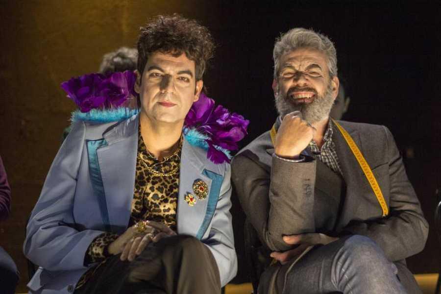 Actores de comedia, monologuistas se unen bajo la batuta de José Mota en 'Hoy no, mañana'