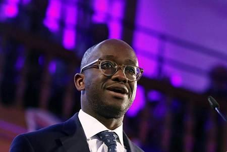 El exsecretario de Estado de Educación, Sam Gyimah