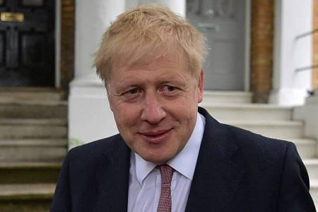 El exministro de Asuntos Exteriores y exalcalde de Londres, Boris Johnson