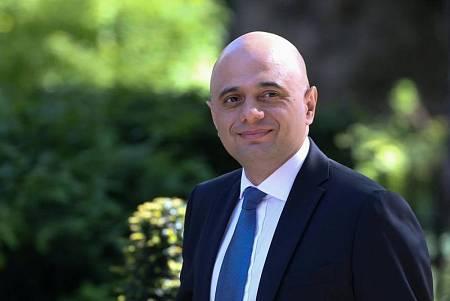 El ministro del Interior del Reino Unido, Sajid Javid