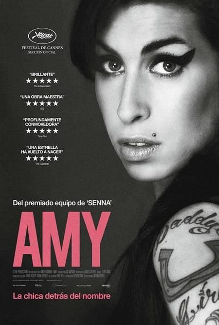 'Amy, la chica detrás del nombre¿