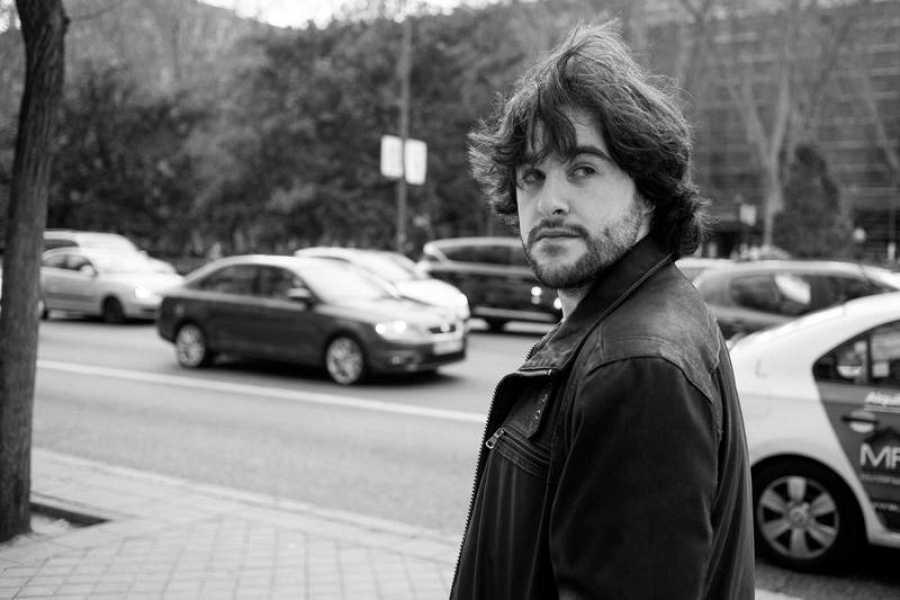 Carlos H. Vázquez, autor de 'Conversaciones ilegales'
