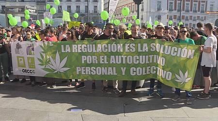 Marcha por la legalización mundial de la marihuana
