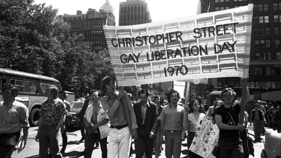 Primera manifestación del Orgullo Gay en Nueva York