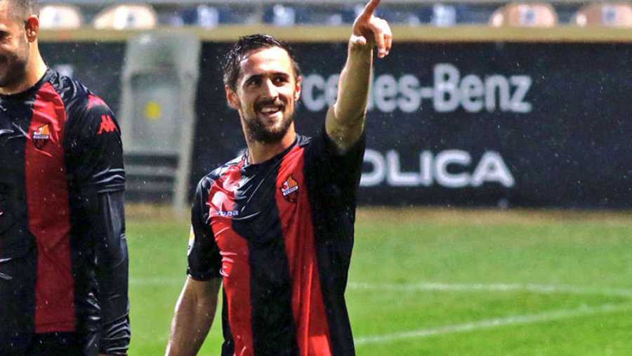 Miramón, nuevo jugador del Levante