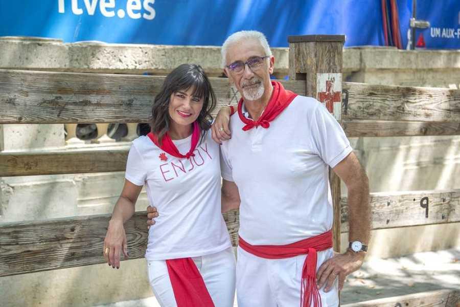 Elena S. Sánchez y Javier Solano