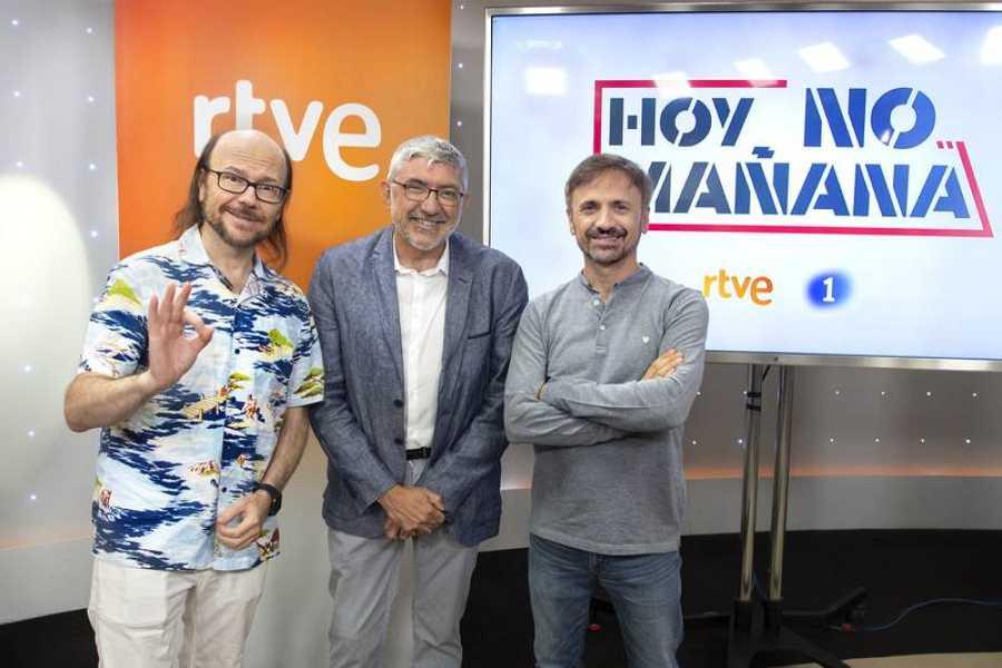 Santiago Segura, Fernando López Puig y José Mota