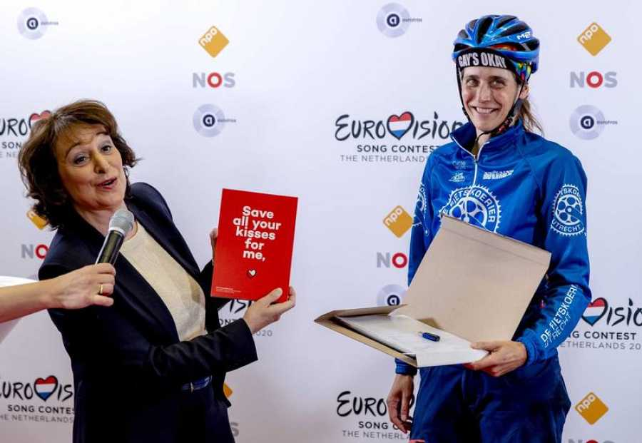 Cities present bid books for Eurovision Song Contest 2020